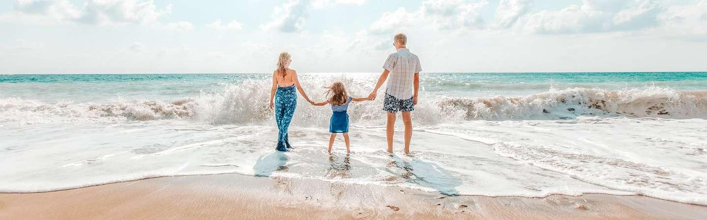 Reiseart Familienurlaub Strand